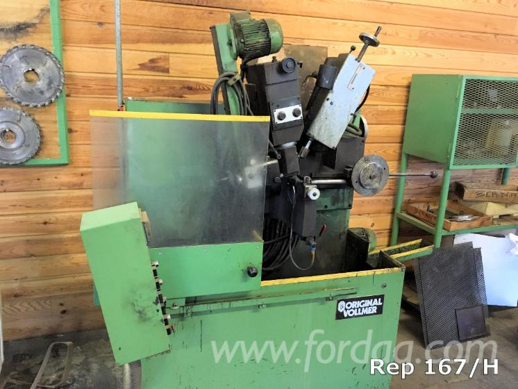 Used-Vollmer--CHC22H-1980-Sharpening-Machine-For-Sale