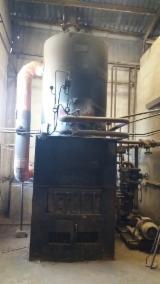 西班牙 供應 - 原木用锅炉系统 SUGIMAT 二手 西班牙