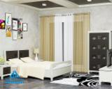 Asia Bedroom Furniture - Dannia Mahogany Queen Master Bedroom