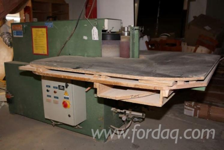 Longitudinal-sander-machine-brand-CAMAM--mod--LVL-10