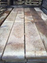 Sawn And Structural Timber Germany - Oak Planks with Wormholes KD