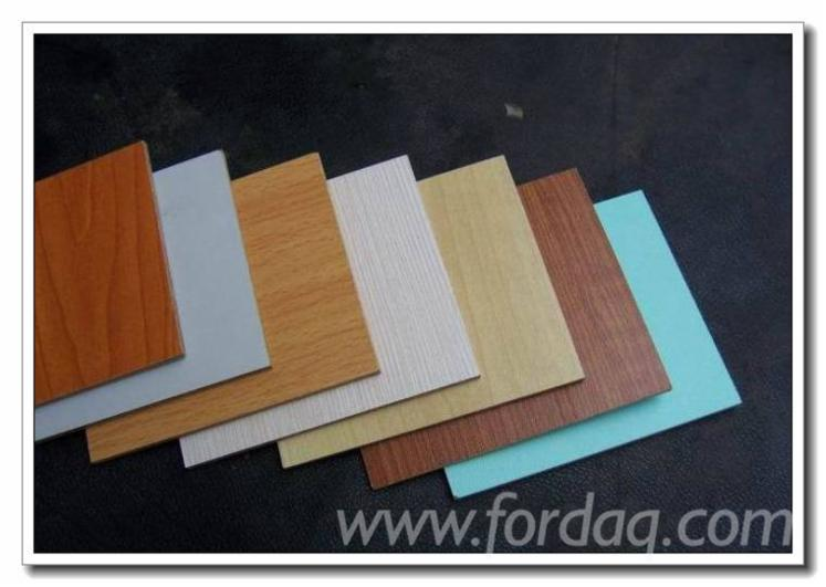 Melamine-Paper-Faced-MDF-Board-for