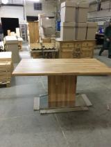 Tables - Vend Tables Design Feuillus Européens Hêtre, Chêne