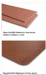 Veneer And Panels Oceania - Particle Board Masonite Boards 4.2 mm