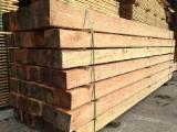 Nadelschnittholz, Besäumtes Holz Tanne Weiß- - Bretter, Dielen, Tanne , Sibirische Kiefer