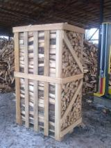 Дрова из лиственных пород древесины для котлов и каминов