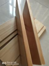 1 Schicht Massivholzplatten, Pappel