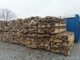 Firewood, Pellets And Residues - Turkish Oak Off-Cuts/Edgings 100 - - pallet per month For Sale Romania