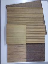 Plywood - Oak/ Teak/ Black Walnut/ Sapele/ Ebony Decorative Plywood