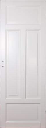 Litauen - Fordaq Online Markt - Türen, Hartfaserplatten (HDF), Farbe