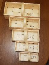 Boxes - Packages Pallets And Packaging - Poplar Punnets