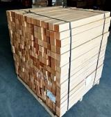 Hardwood Lumber And Sawn Timber - Beech Squares 32, 38, 43, 50, 60 mm