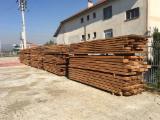 Biçilmiş ve İşlenmiş Kereste - Kayın Kereste - Beech Timber