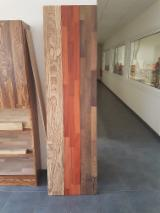 Massivholzböden Zu Verkaufen - Padouk , Panga-Panga , Zingana , Stabparkett