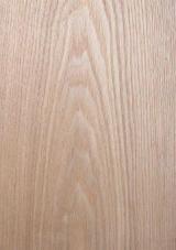 批发木皮 - 采购或销售木皮复合板 - 天然单板, 白色灰, 四面的,刨光的