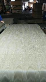 Natural White Oak Veneer Plywood, 12 mm