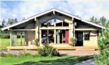 Composants En Bois, Moulures, Portes Et Fenêtres, Maisons - Vend Epicéa  - Bois Blancs Résineux Européens