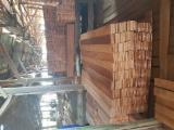 Sawn And Structural Timber Africa - Doussie Flooring Strips 19, 22, 25 mm