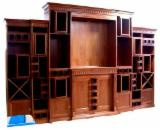 Wine Cellars Kitchen Furniture - Contemporary Tilia (Lime Tree) Wine Cellars Romania