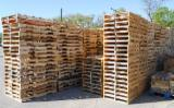 Vietnam - Fordaq Online market - New Rubberwood / Eucalyptus One Way Pallets
