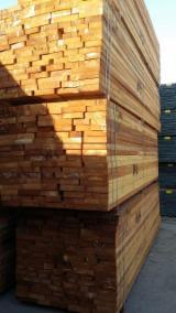 Fordaq Holzmarkt - Bretter, Dielen, Iroko , Vakuum Getrocknet