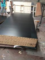 Plywood For Sale - Poplar Film Faced Black / Brown Plywood