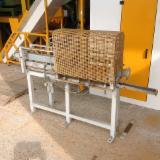 Macchine lavorazione legno - Bricchettatrice meccanica marca Di Più srl modello B70 con sole 940 ore di funzionamento in vendita.