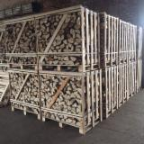 Firewood, Pellets and Residues - KD Birch Firewood 1RM Crates