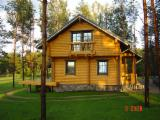 null - Douglas Fir / Spruce Personalized Log Houses