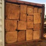 Troncos De Madera Dura en venta - Venta Troncos Cuadrados Doussie  Sudáfrica Ghana