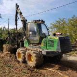 Forest & Harvesting Equipment - Çeneli Tutucu Makinesi (vinvi) 1510E Used 2011 Hırvatistan