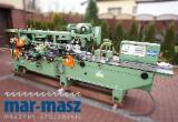 Fordaq wood market - Four-side planer WEINIG PFA 22N, 6 spindles, 4-sided machine