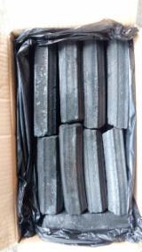薪炭材-木材剩余物 木炭 - 木颗粒-木砖-木炭 木炭 异毛蜡烛(橄榄)木
