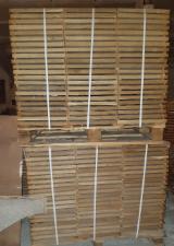 Find best timber supplies on Fordaq - LAZAROI COMPANY SRL - Oak Squares F 1a 30 mm