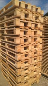上Fordaq寻找最佳的木材供应 - 单向托盘, 任何