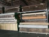 Kaufen Oder Verkaufen  Bearbeitetes Furnier - Bearbeitetes Furnier, Eiche , Gemessert, Ungemasert