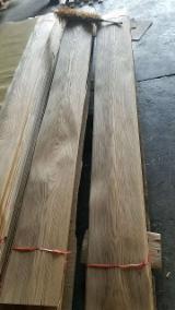 Drewniane Orkusze Okleiny Z Całego Świata - Złożone Palety Okleiny - Fornir Naturalny, Okleiny Naturalne, Jesion Amerykański , Ćwiartkowane, Gładkie