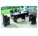 Dining Room Furniture for sale. Wholesale Dining Room Furniture exporters - Poly Rattan / Aluminum Frame Dining Set