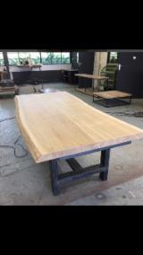 Living Room Furniture - Oak / Red Oak Tables