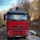 Forest & Harvesting Equipment - Used Volvo 2003 Longlog Truck Romania