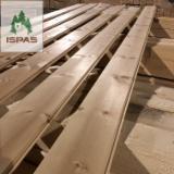 null - Massivholz, Fichte  , Kiefer  - Föhre, Außenverschalung