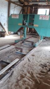 Wravor Woodworking Machinery - Used Wravor Vertical Frame Saw For Sale Romania