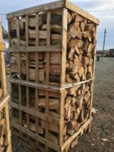 Buy Or Sell  Firewood Woodlogs Cleaved Romania - Beech, Oak Firewood/Woodlogs Cleaved