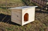 Find best timber supplies on Fordaq - Spruce  Dog House from Romania