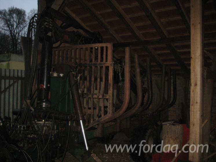 Vand-Remorca-Pentru-Skidder-Igland-FMV-Second-Hand-1992