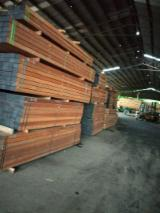 United Arab Emirates Supplies - Dark Red Meranti Planks, PEFC, 75 mm thick