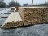 Softwood  Sawn Timber - Lumber Planks Boards - FSC Siberian Larch Planks, 22-50 mm thick