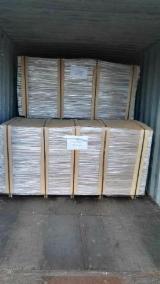 Oak Veneer HDF Door Skin Panels