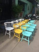 Vender Cadeiras Contemporâneo Madeira Maciça Asiática Caucho Vietnã