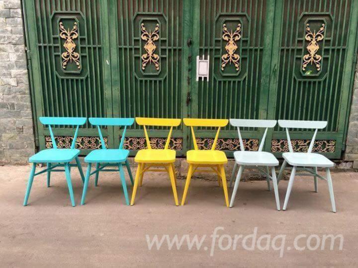 Vendo sedie per bar contemporaneo latifoglie asiatiche rubberwood